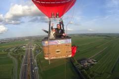Ballonvaart Utrecht bij Ballonbon.nl