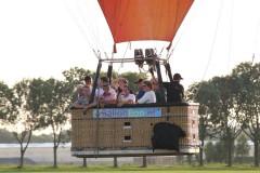 Ballonvaart maken bij Ballonbon.nl