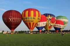 Ballonvaart Zuid-Holland