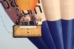 Ballonvaart maken Zuid-Holland