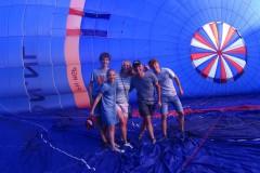 Privé Ballonvaart vanuit Doorn bij Ballonbon.nl